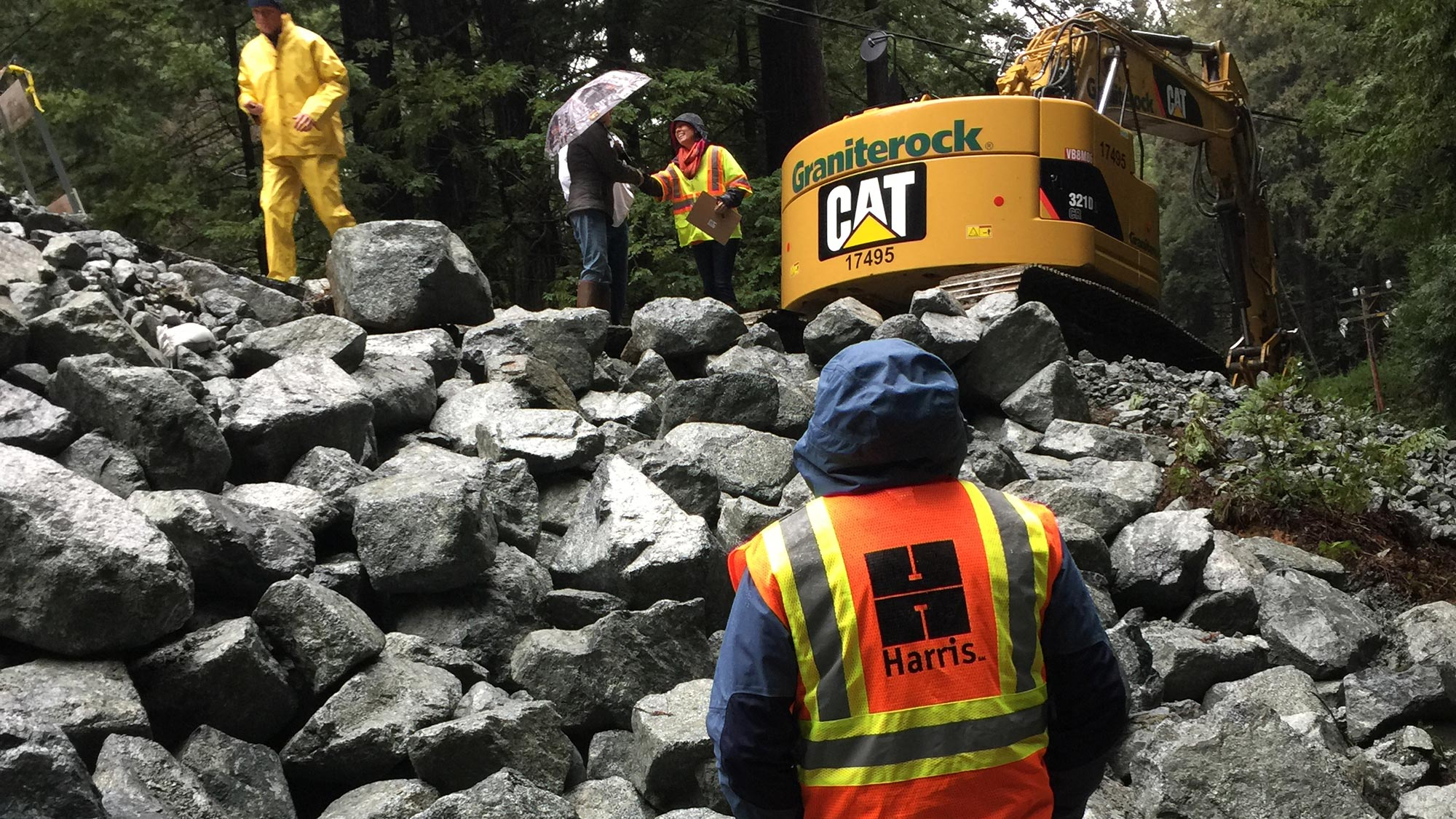 Bridges Over Troubled Waters in Big Sur: Palo Colorado Road Repair Project