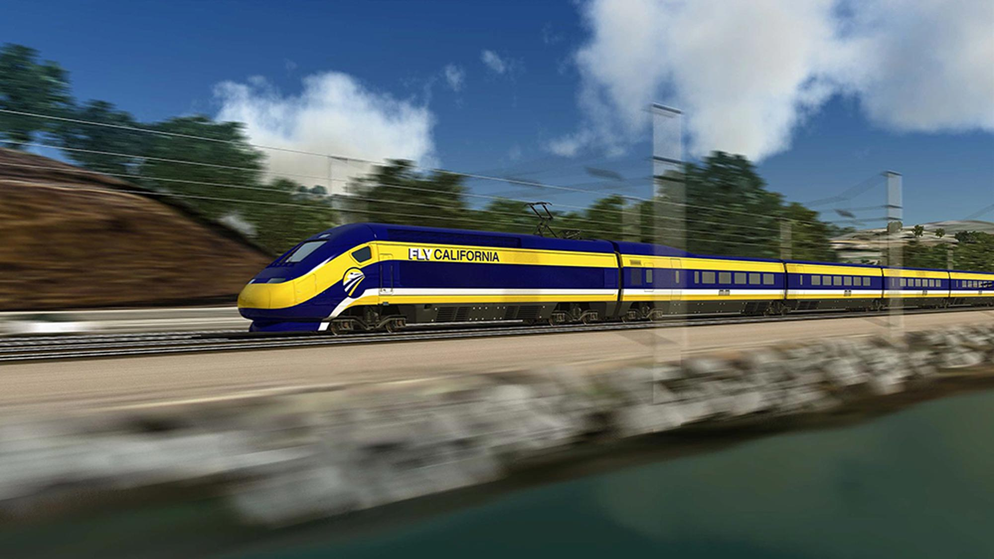 California High-Speed Rail (CAHSR), Construction Package 1 - Design/Build