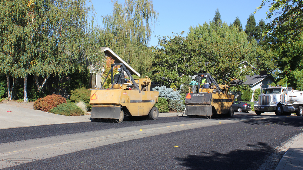 Moraga On-call Pavement Repair and Construction Administration