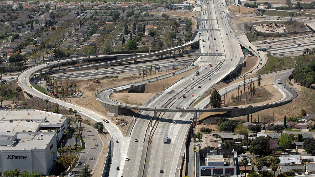 SR-22 (Garden Grove Freeway) Improvement Project - Design/Build