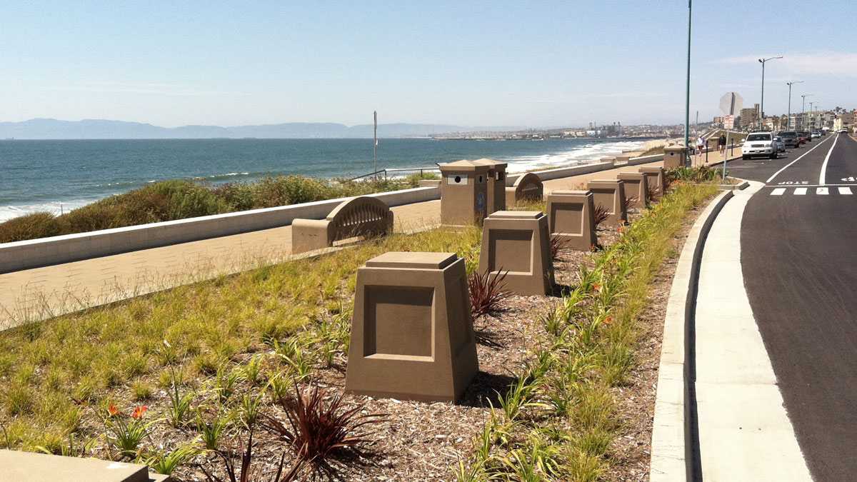 City of Redondo Beach Esplanade Streetscape Project