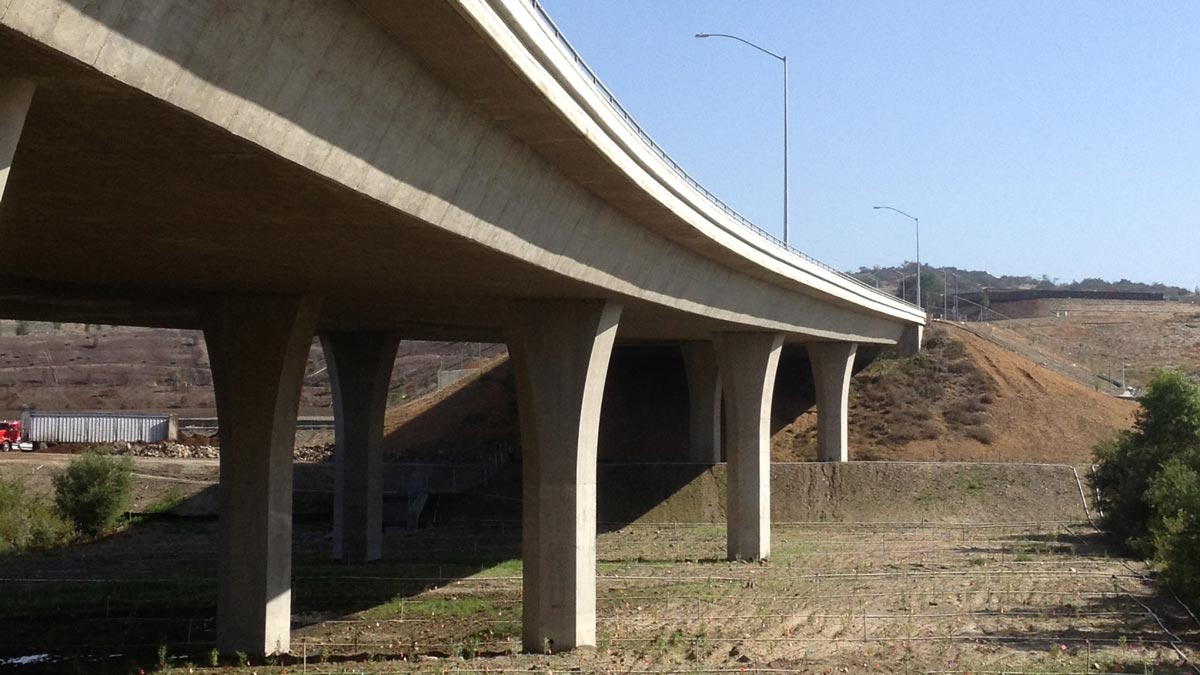 Antonio Parkway Widening from Covenant Hills Drive to Ortega Highway
