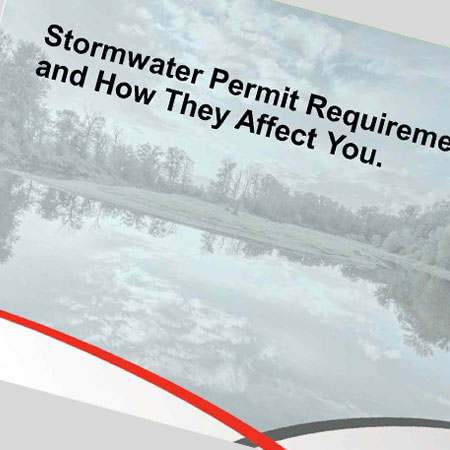 Stormwater Permit Requirements and How They Affect You