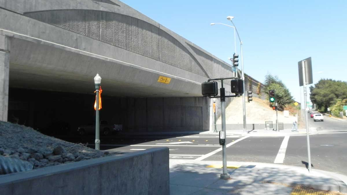 Santa Rosa Sixth Street Undercrossing Improvements