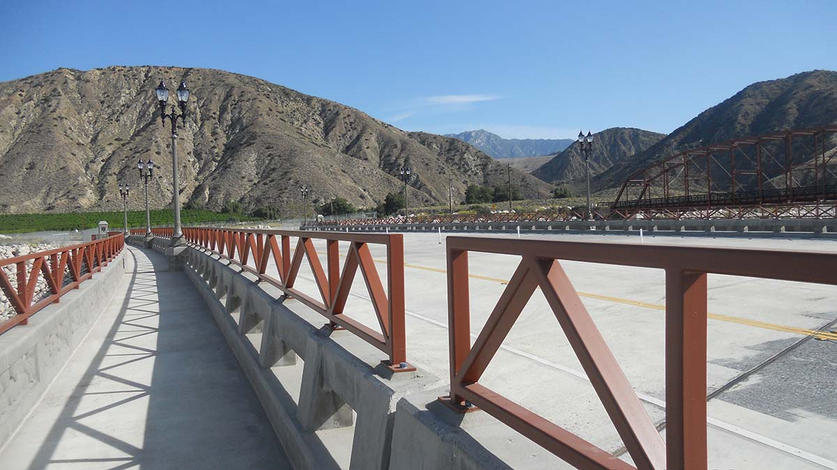 City of Highland Greenspot Road Bridge Project to Receive National APWA Project of the Year Award