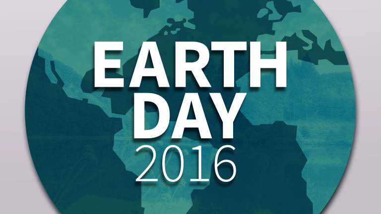 Harris Celebrates Earth Day with Donation to Earth Day Network