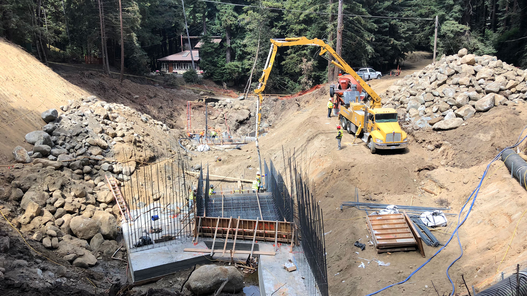 Big Sur's Palo Colorado Road Repair: Streamlining Approval, Improving Lives, and Improving the Environment