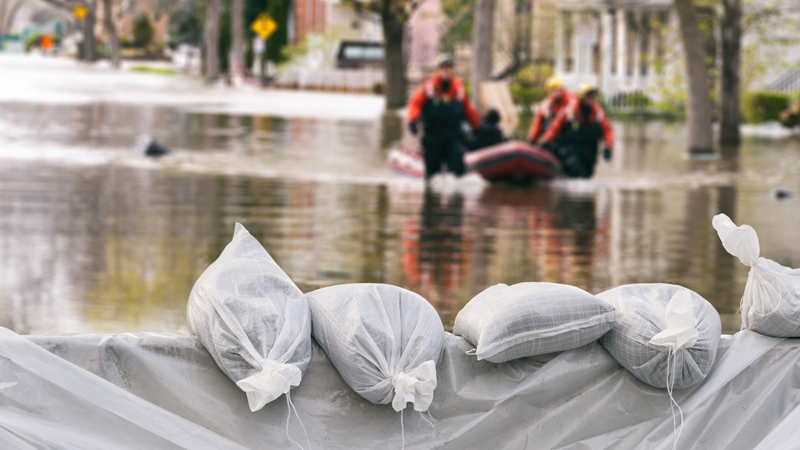 Visualizing Risk: Preparing for Extreme Precipitation