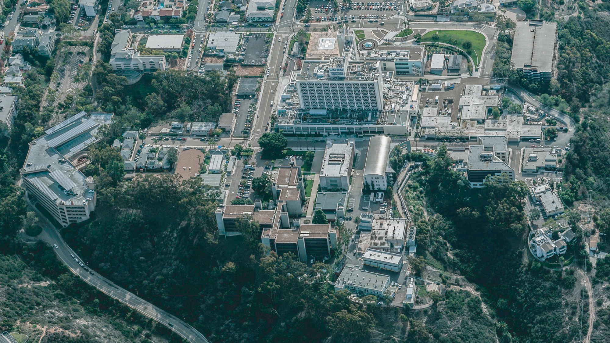 UC San Diego Hillcrest Programmatic EIR for Long-Range Development Plan
