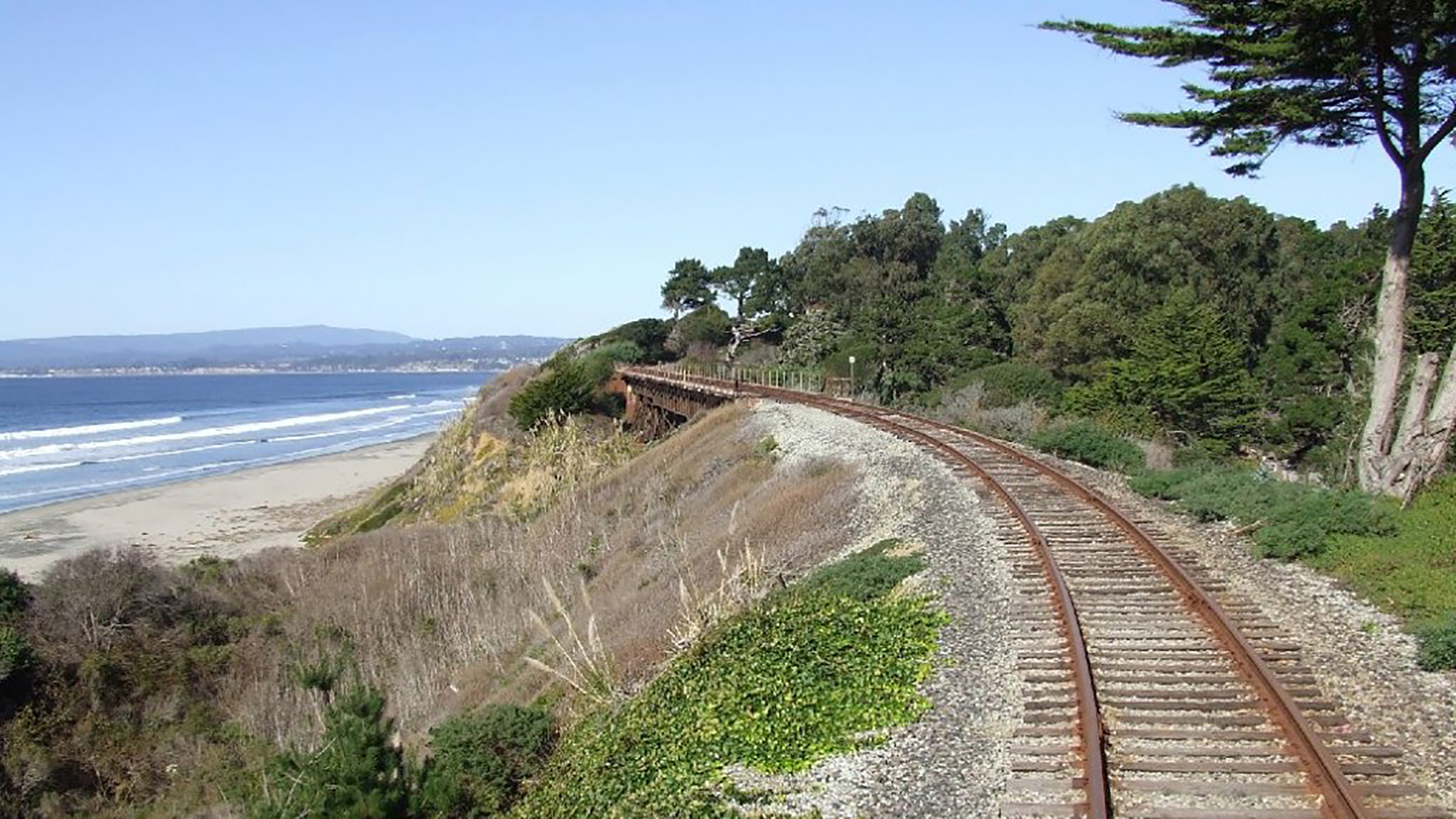 Santa Cruz County Regional Transportation Commission North Coast Rail Trail EIR