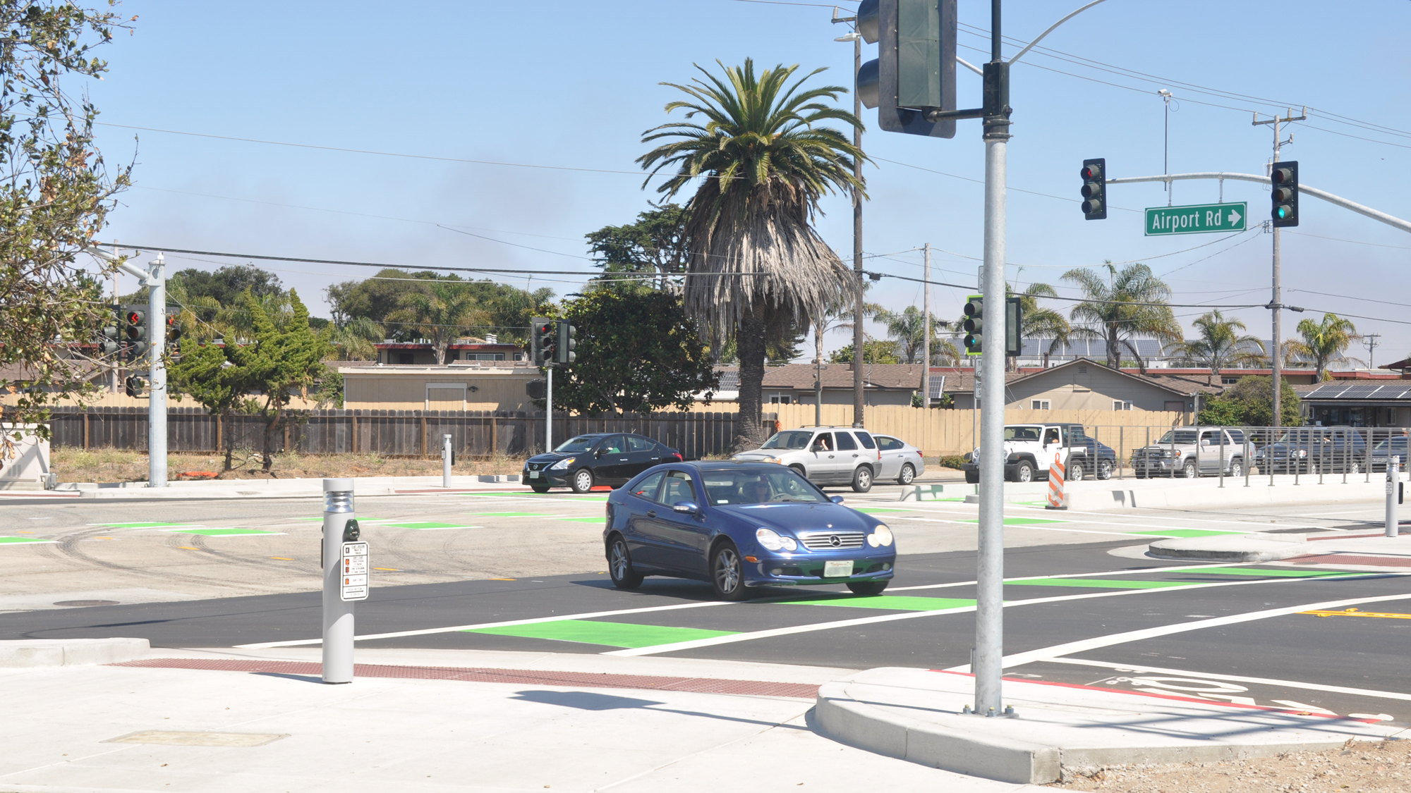 City of Monterey North Fremont Bike/Pedestrian Safety and Drainage Improvements
