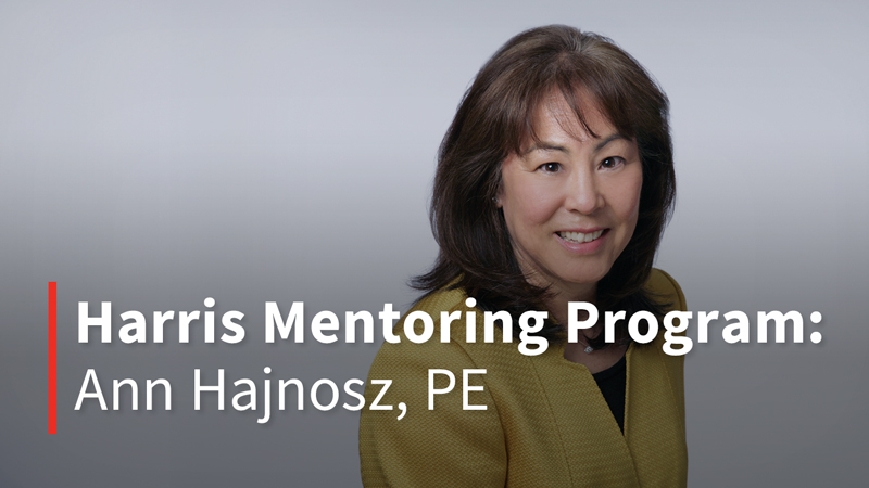 Harris Mentoring Program - Ann Hajnosz, PE