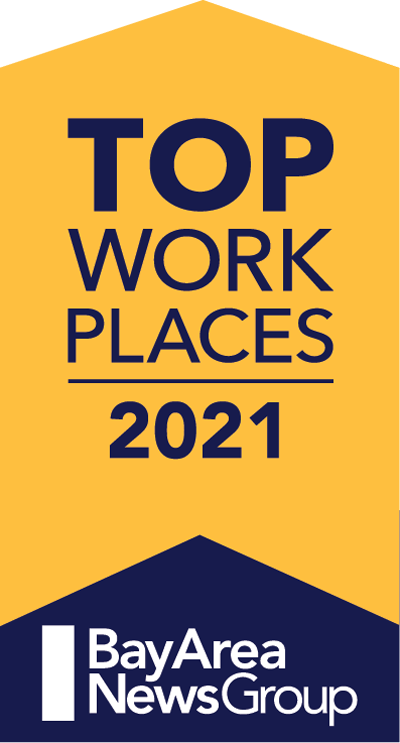 Top Workplaces 2021 Bay Area